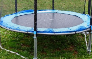 Trampoline Safety More Fun For Kids Cool Outdoor Toys