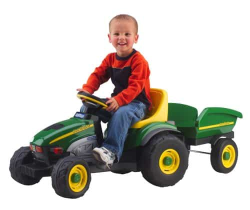 John Deere Riding Toys Trailers Cool Outdoor Toys