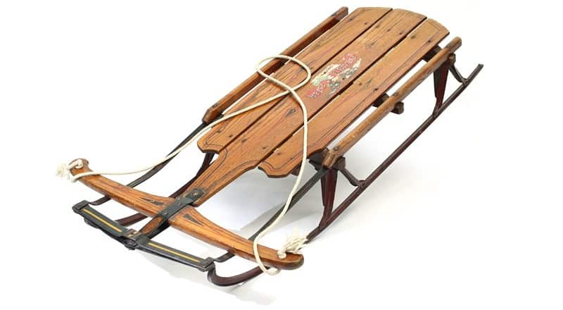 Wooden Runner-Based types of Sleds