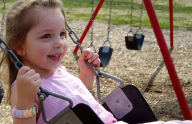Buying a Metal Swing Set