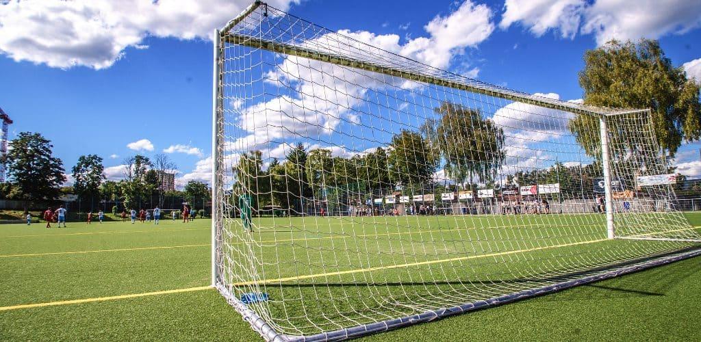 54815e56a Full Size Soccer Goal or Portable Soccer Goal? | Cool Outdoor Toys